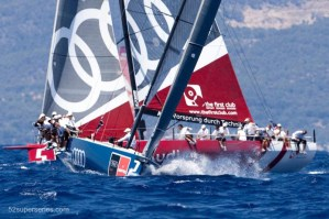 All4One 52 superseries Copa del Rey