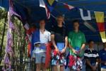 Laser podium radial homme championnats d'Europe Hourtin