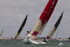 Solitaire du Figaro: Chaud devant!