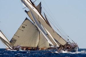 Régates Classiques : 100 voiliers pour les Régates Royales