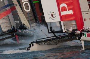 AC World Series: Artemis Racing, Emirates Team New Zealand through to semifinals