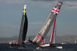 AC World Series: Artemis Racing brille, Ben Ainslie Racing garde les commandes