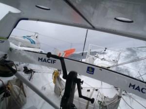 Vendée Globe: au pays des albatros et des glaçons…