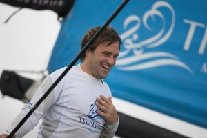 Extreme Sailing Series: Leigh McMillan does the double…