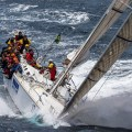 Rolex Sydney Hobart: Conditions tough in opening hours of race