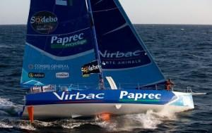 Vendée Globe : Virbac-Paprec 3 loses its keel