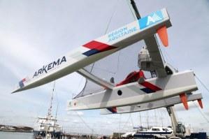 Lalou Roucayrol : «Je dispose aujourd'hui d'un bateau exceptionnel»