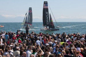 ACWS : ORACLE TEAM USA ready for Super Sunday