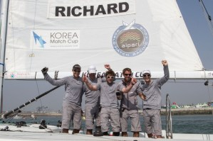 Alpari WMRT : Richard wins again at the Korea Match Cup