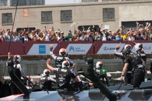 Louis Vuitton Cup : Emirates Team New Zealand steps out to 2-1 lead in Final