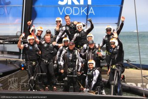 Emirates Team New Zealand wins second consecutive Louis Vuitton Cup