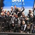 Emirates Team New Zealand vainqueur de la Louis Vuitton Cup pour la seconde fois consécutive