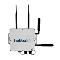 Buzz Marine introduces the Hubba X4 LTE for affordable seamless 4G internet reception on-board
