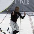 Yann Eliès remporte la Solo Concarneau – Trophée Guy Cotten 2014