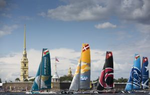 Extreme Sailing Series : Six different race winners sees the tables turn