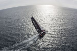 Barcelona World Race : Brothers in the Atlantic