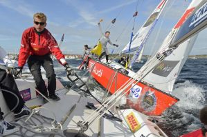 World Match Racing Tour : new look, new season, new skippers
