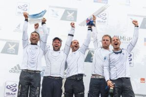 WMRT : Victory For Tomislav Basic At Match Race Germany