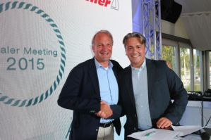 HanseYachts AG signs a 3 year contract with Judel/Vrolijk & Co