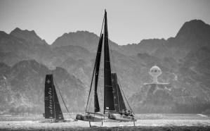 Extreme Sailing Series : une première journée qualifiée de sensationnelle