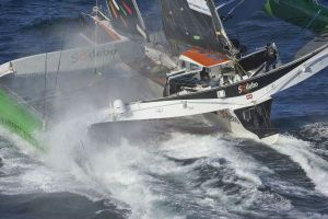The Transat Bakerly : chaud aux Açores…