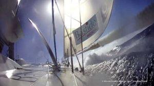 Vendée Globe J+7 :  Le retour du Boss et le bon positionnement de Josse