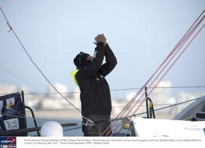 Vendée Globe :  Romain Attanasio takes fifteenth place, Conrad Colman sixteenth