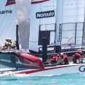 "America's Cup : ""Band-aid"" solution helps ORACLE TEAM USA take the win to open Round Robin 2"