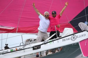 Record-breaking Arkema wins Transat Jacque Vabre Multi50 as Prince de Bretagne rescued after dismast