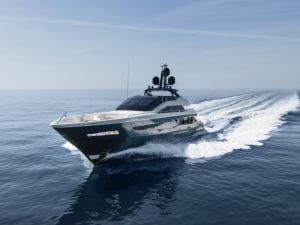 Heesen delivers 51m full-custom Irisha