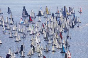 Tour de Belle-Ile : le triplé pour Sensation Océan
