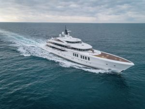 Benetti delivers SPECTRE : a 69 meters megayacht