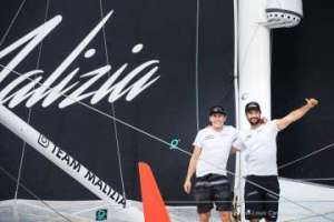 Harris reflects on risks and rewards as penalties overturn IMOCA order