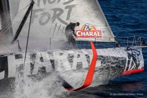 IMOCA Charal : nouveaux foils pour 2020
