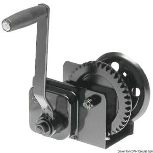 Argano Spx Brake Winch Max 630 Kg 02 252 00 Osculati