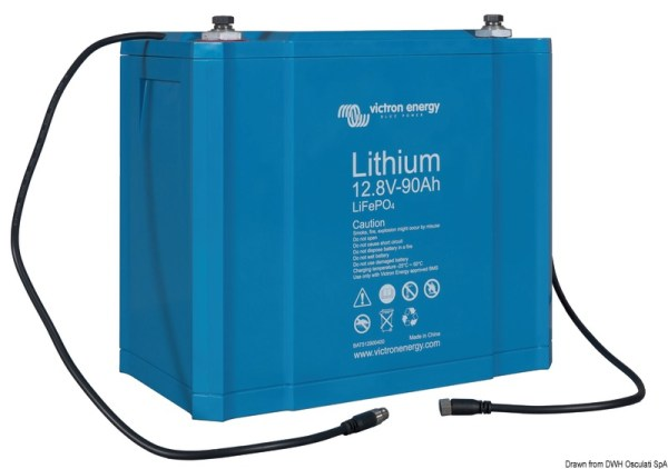 Batterie Al Litio Victron 12 8 V 300 Ah 12 415 09 Osculati