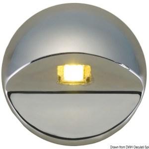 Pad Eye 45x45 Mm Anello 6 Mm 2 Fori Carico Di Rottura 1800 Kg 39 870 00 Osculati