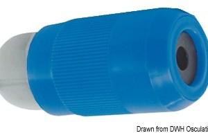 Bussola Compatta Idra Con Rosa Blu 25 014 91 Osculati