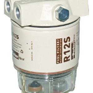 Filtro Separatore Acqua Carburante Racor 114 L H 17 675 03 Osculati