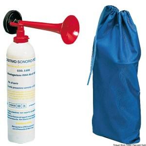 Segnalatore Sonoro A Gas Omologato Rina 21 456 00 Osculati