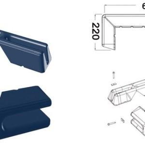 Bandiera Grecia 20 X 30 Cm 35 452 01 Osculati