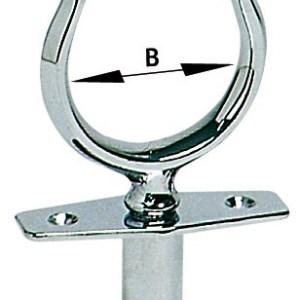 Musone Inox Per Bruce Trefoil Max 10 Kg 01 341 99 Osculati