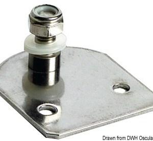 Tromba Fiamm Bora 12 V Con Compressore 21 469 12 Osculati