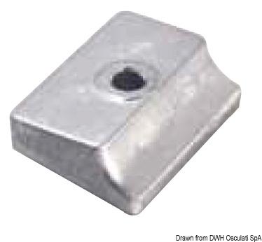 Anodo A Placchetta 9 9 15 Hp 43 315 30 Osculati