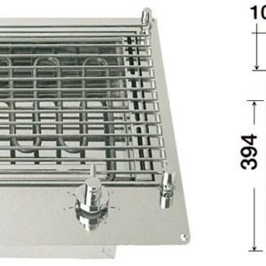Barbecue Elettrico Compatto 50 382 00 Osculati