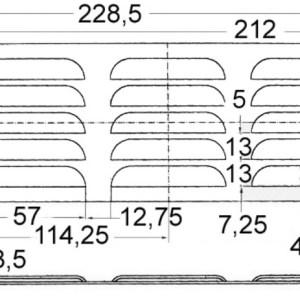 Auto Tc 2 9x19 Aisi 316 316 7981 2 9x19 A4 7981 02 9x019 Osculati
