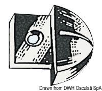 Anodo Alluminio Asse Elica Mercruiser Bravo I 43 806 19 Osculati