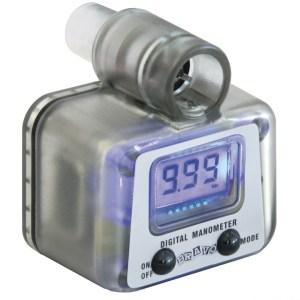 Manometro Digitale 0 999 Mbar 9 V 66 446 75 Osculati
