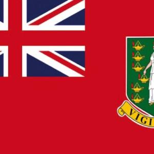 Bandiera Isole Vergini Britanniche Merc 30x45 35 466 02 Osculati