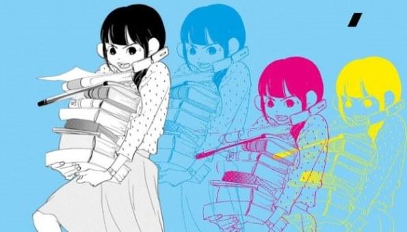 Le manga Réimp' ! aux éditions Glénat